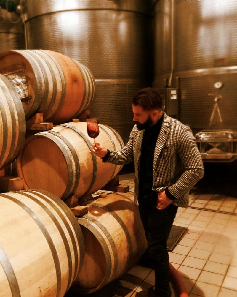 degustazione vini rossi e bianchi salento
