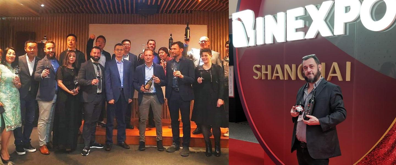 esportazione vino pregiato salentino a shanghai cina