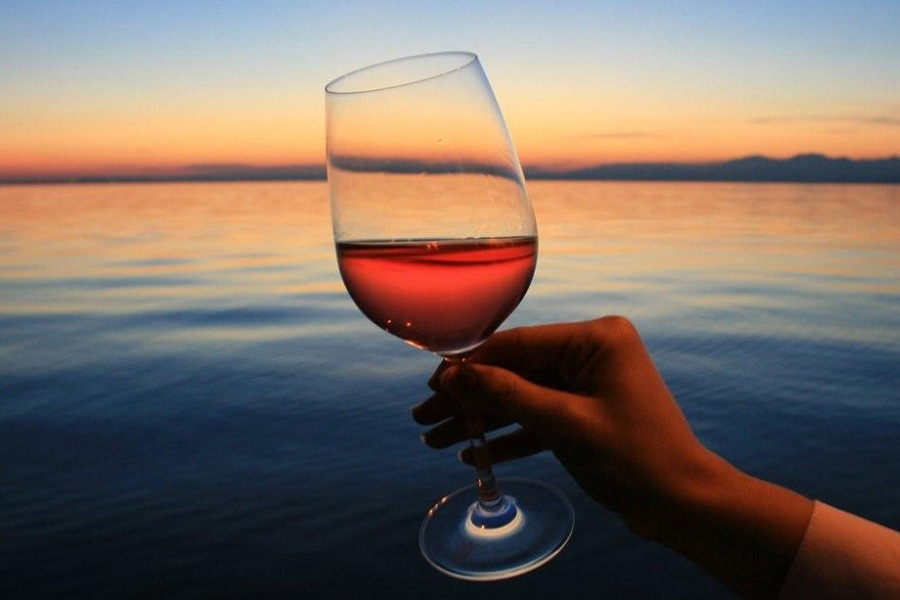 vino rosè salento